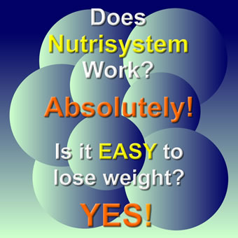 does nutrisystem work