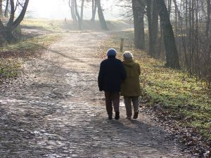 healthy exercise walking